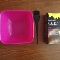 Боя за коса Garnier Olia 7