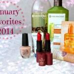 Любими продукти за януари 2014