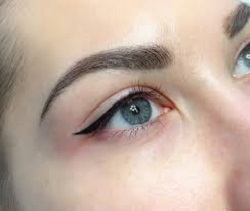moles on eyebrows superstition meaning astrology