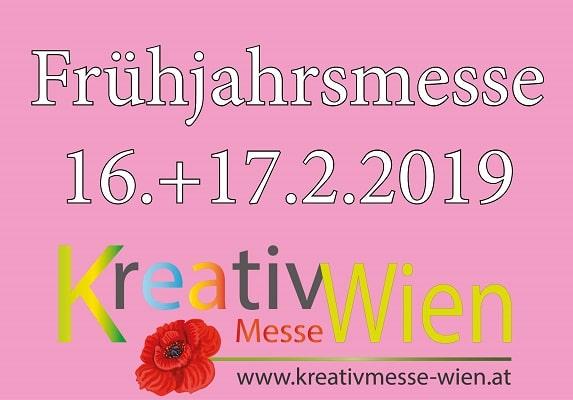 Nicht vergessen: Die Kreativmesse Wien