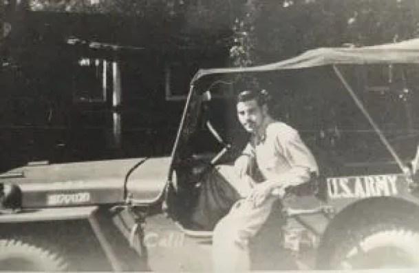 Fernando E. Colon in the US Army