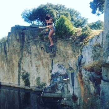 Stephanie Best Jump