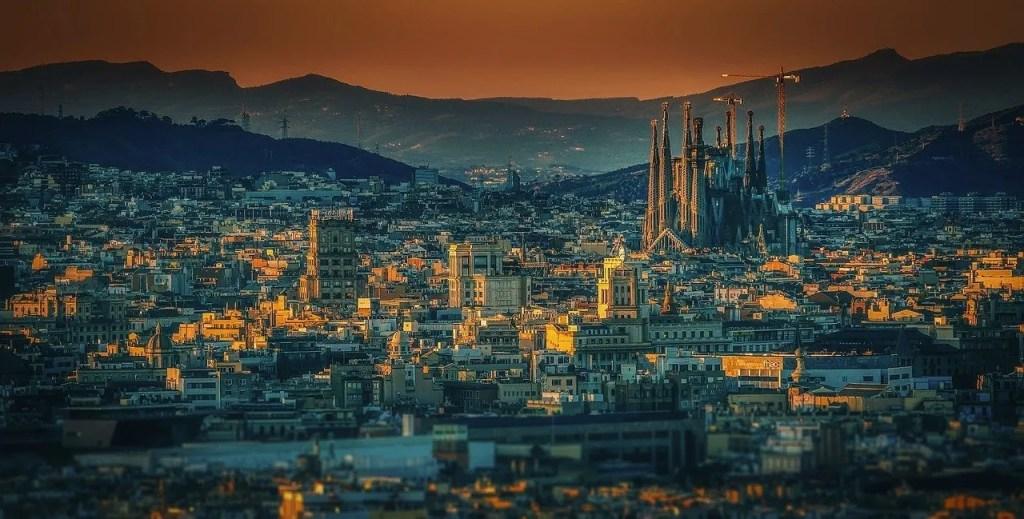 Barcelona Teach in Spain