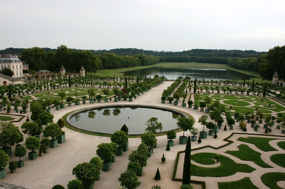 Versailles palace garden Palace Versailles France travel abroad paris Cassidy Kearney
