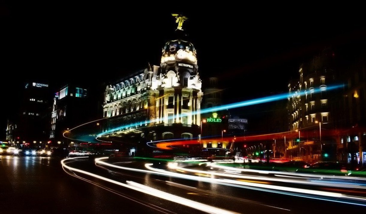 cityscape spain madrid teach abroad