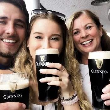 explore ireland guinness storehouse tour