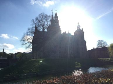 castle studying abroad in denmark