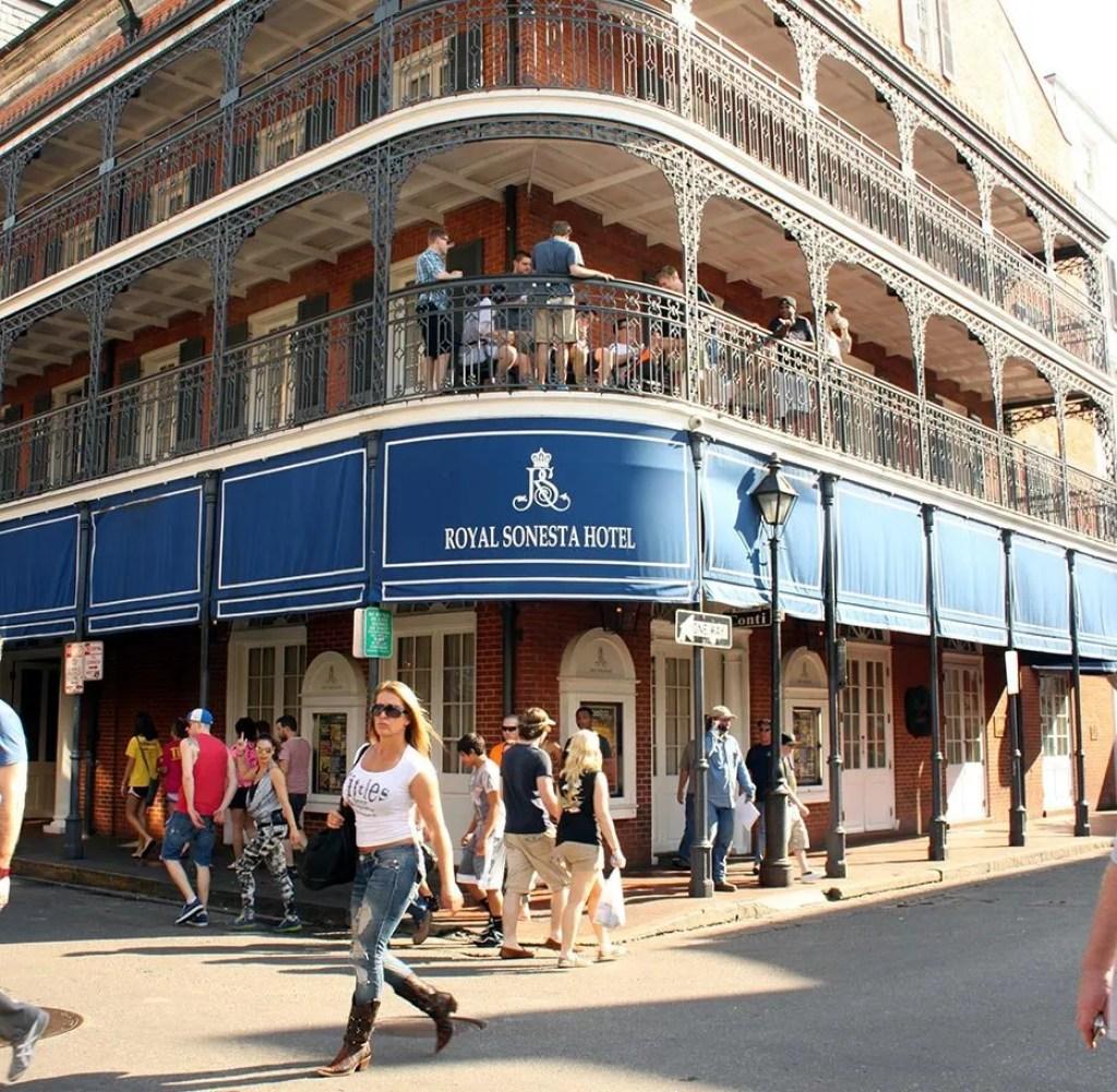 Royal Sonesta Hotel French Quarter