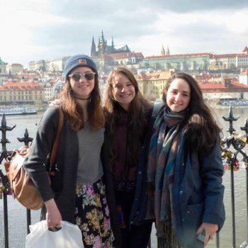 friends studying abroad in copenhagen denmark