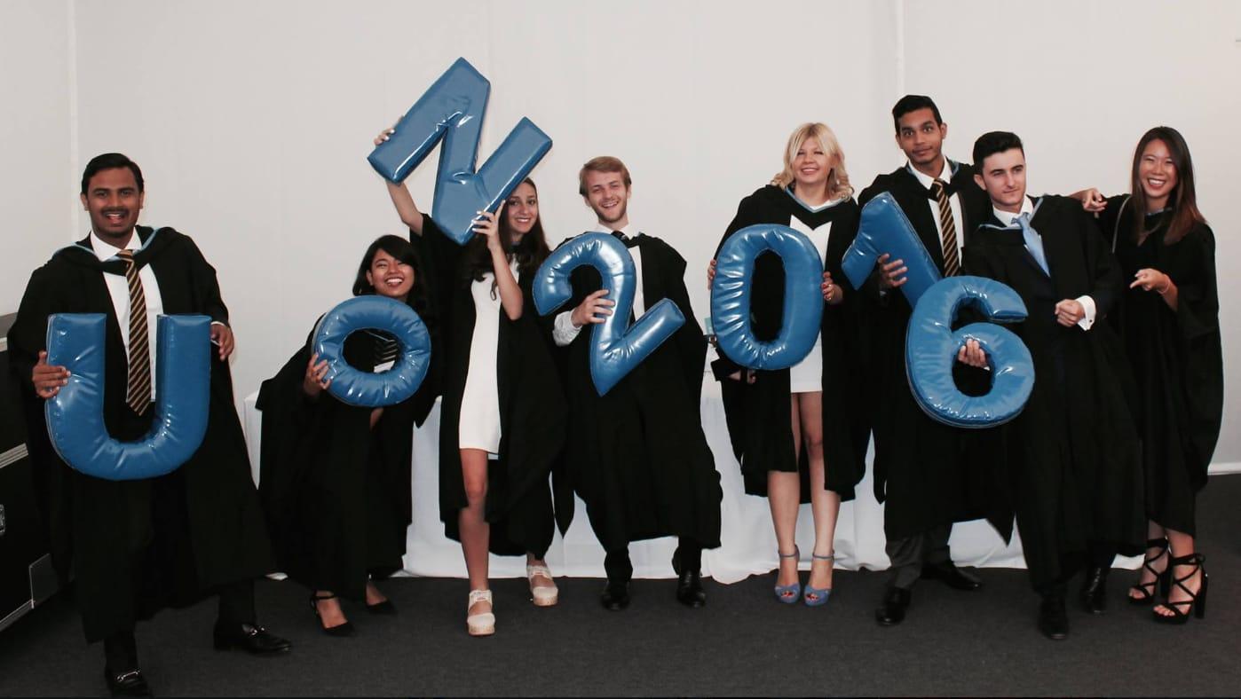graduating from the graduate london school of economics
