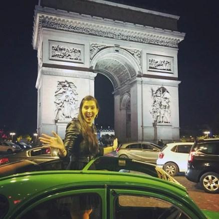 Champs de Elysse