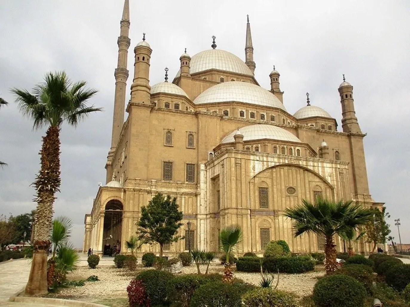 Mohammed Ali Mosque Cairo, Egypt
