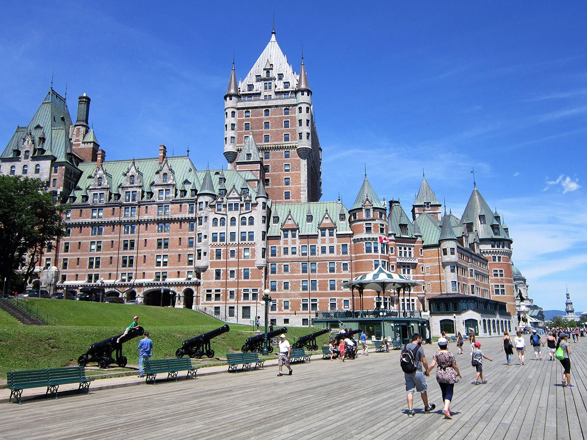 places to go in canada