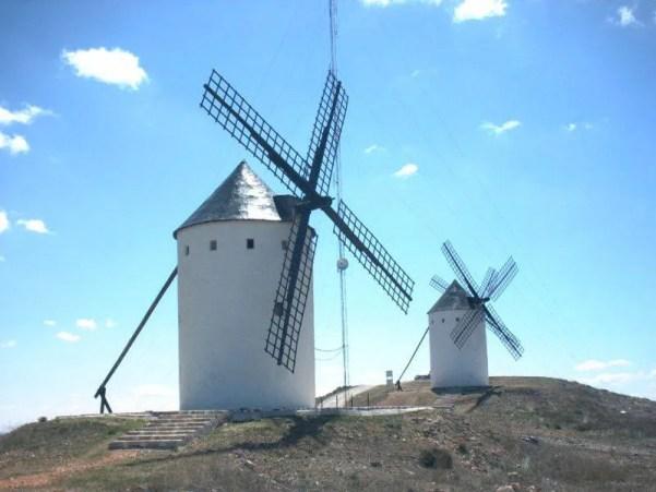 village of Ciudad Real