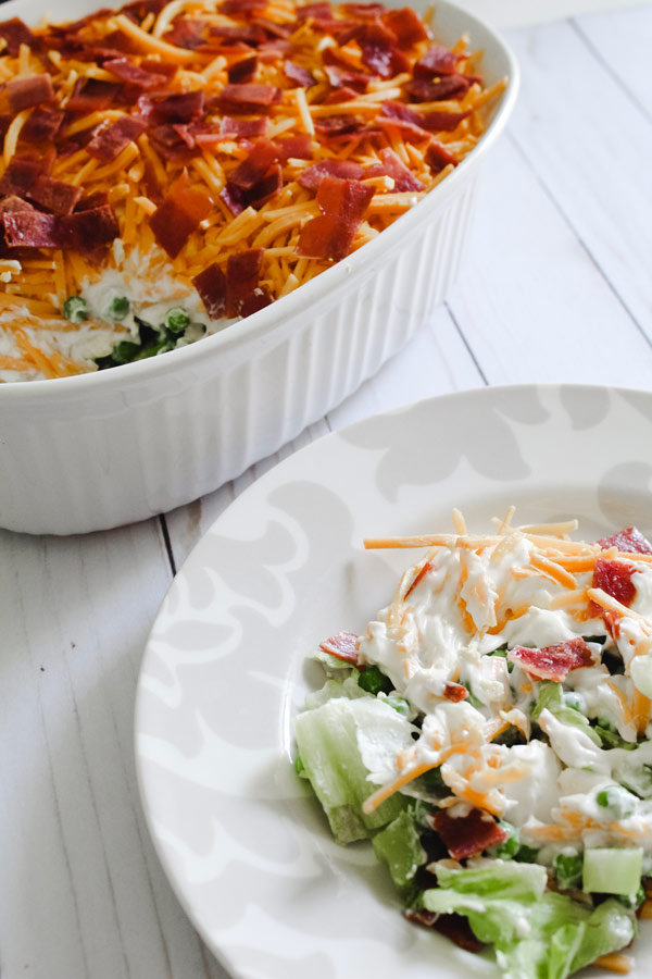 My Favorite Seven-Layer Salad Recipe