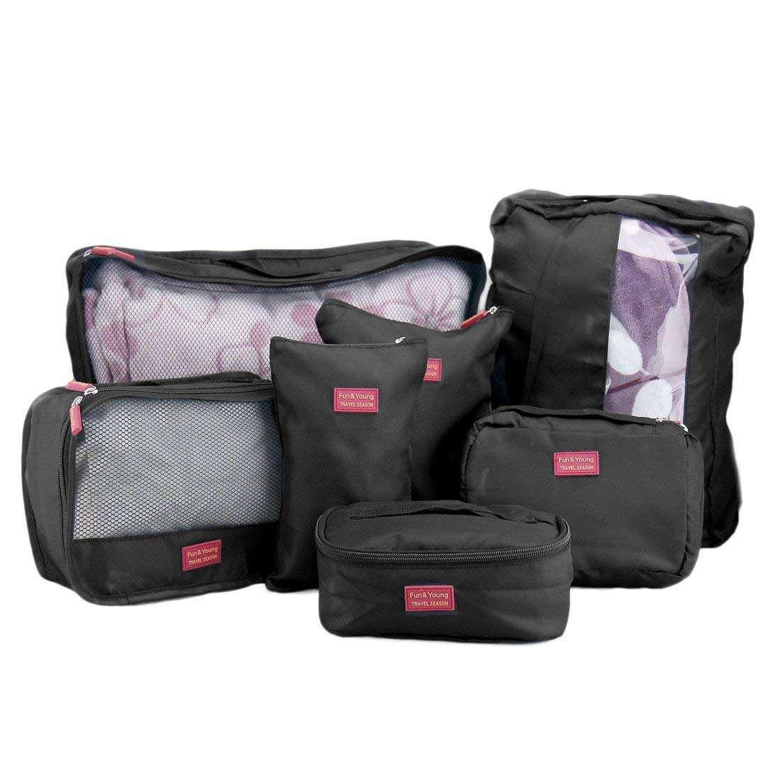 Pulchram Set of 7 Garment Bags