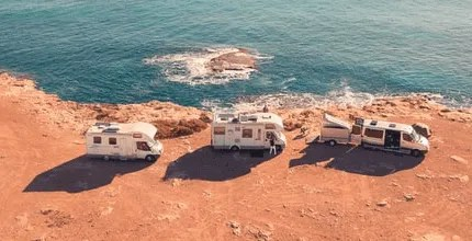 3 Driveable Campers