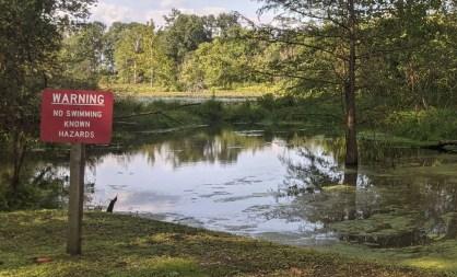 Big Pool in Maryland