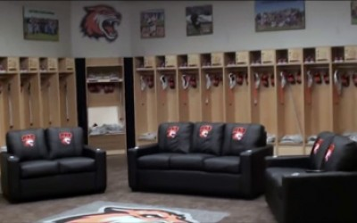 Custom Locker Room Furniture | Sports Furniture