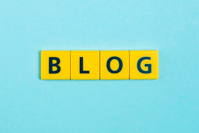 small business ideas for women - blogging