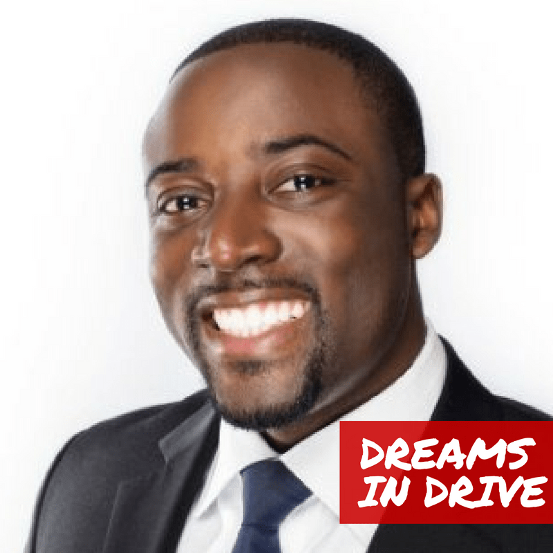 Dreams In Drive - Episode 50- Kwame Christian