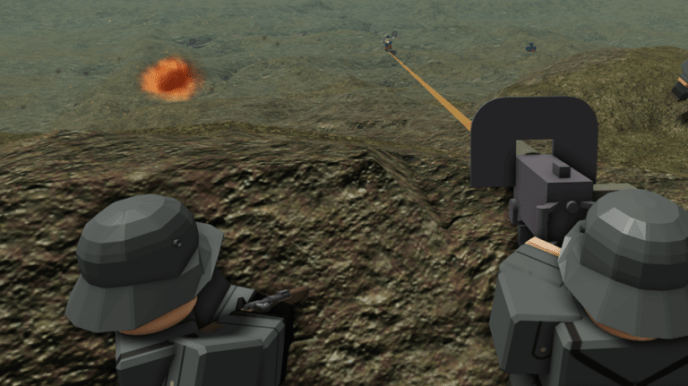 What is Trench Warfare Roblox