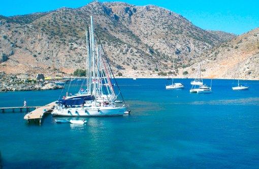 Mitsegeln | Türkische Küste