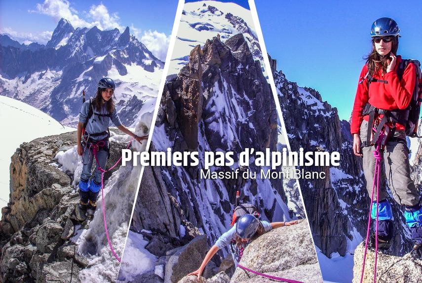 Isabelle Jouvie alpinisme