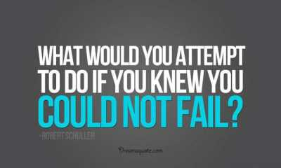 Best inspirational quotes Don't Worry Failures Daily motivational quote on life