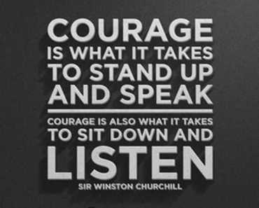 Inspirational life Quotes - Motivational Quotes about life Courage
