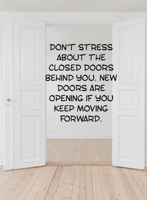 Inspirational Success Quotes: Don't Stress Keep Moving