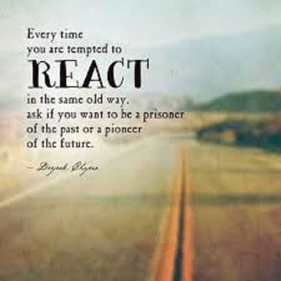 Inspirational Words of Wisdom Every Time Tempted React Old ...