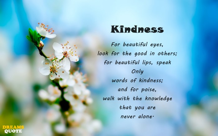 60 Kindness Quotes How To Be Rich People This Is The Secret Dreams Delectable Quotes Kindness