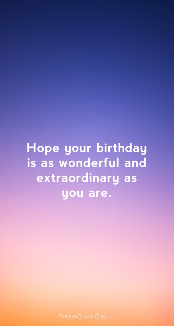 143 Happy Birthday Wishes Messages And Happy Birthday Quotes 5