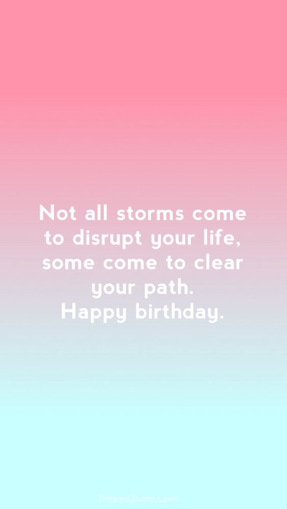 143 Happy Birthday Wishes Messages And Happy Birthday Quotes 6
