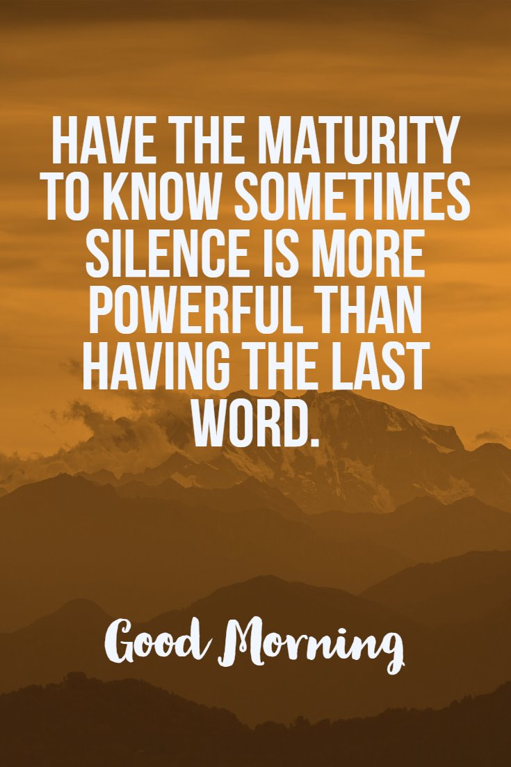 137 Good Morning Quotes And Images Positive Words For Good Morning 32