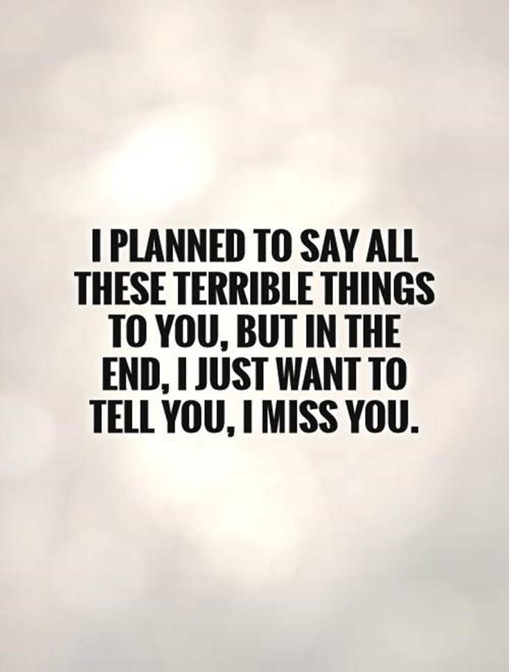 i miss you but quotes