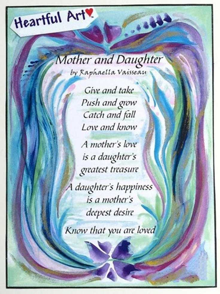 60 Inspiring Mother Daughter Quotes and Relationship Goals 34