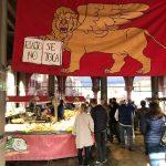 Venezia_Mercato del pesce di Rialto