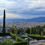 Firenze dalla Basilica di San Miniato a Monte