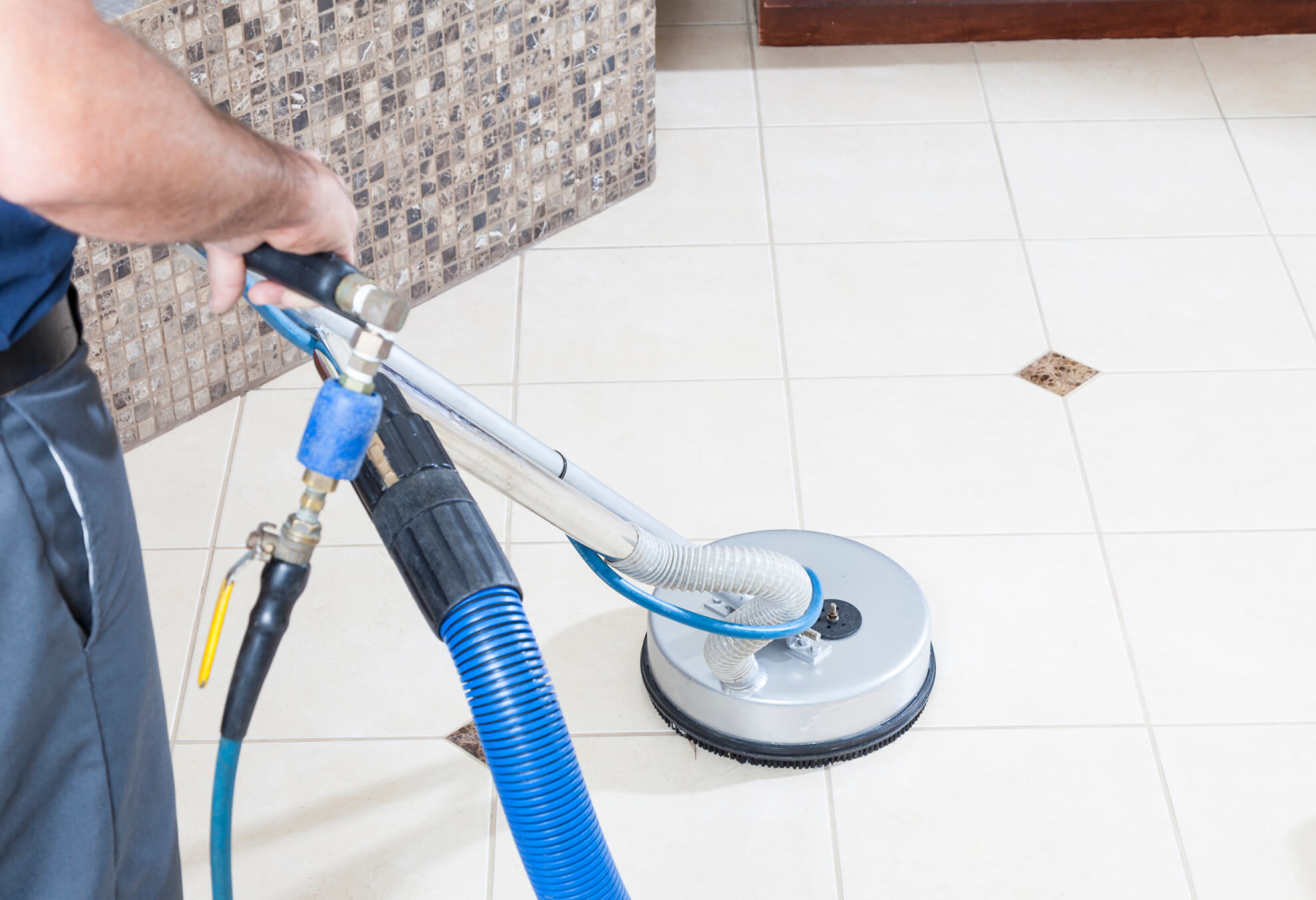 dream steam tile and grout cleaning