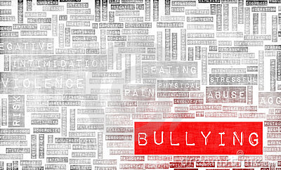 Bullying Royalty Free Stock Image - Image: 18412056