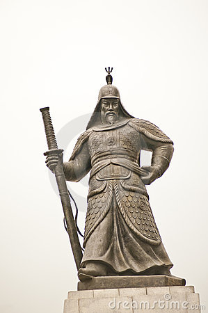 Yi Sun-shin Royalty Free Stock Images - Image: 15725479