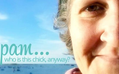 Pam… who is this chick anyway?