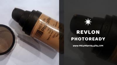 Revlon Photoready il fondotinta per una base viso makeup perfetta