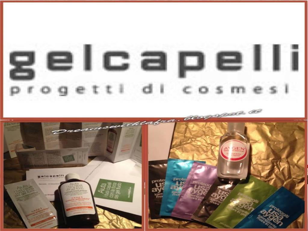GEL CAPELLI: progetti di cosmesi