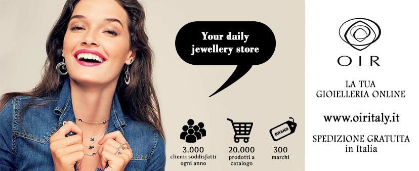Orafinrete dove comprare gioielli online