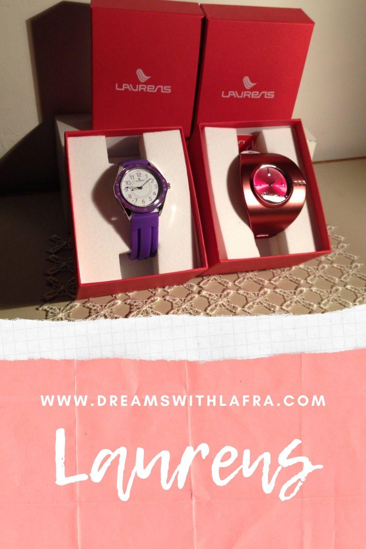 Laurens orologi gioiello a prezzi accessibili