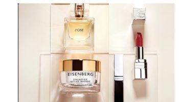 Eisenberg Paris un marchio francese di cosmetici di lusso, trucco e profumi