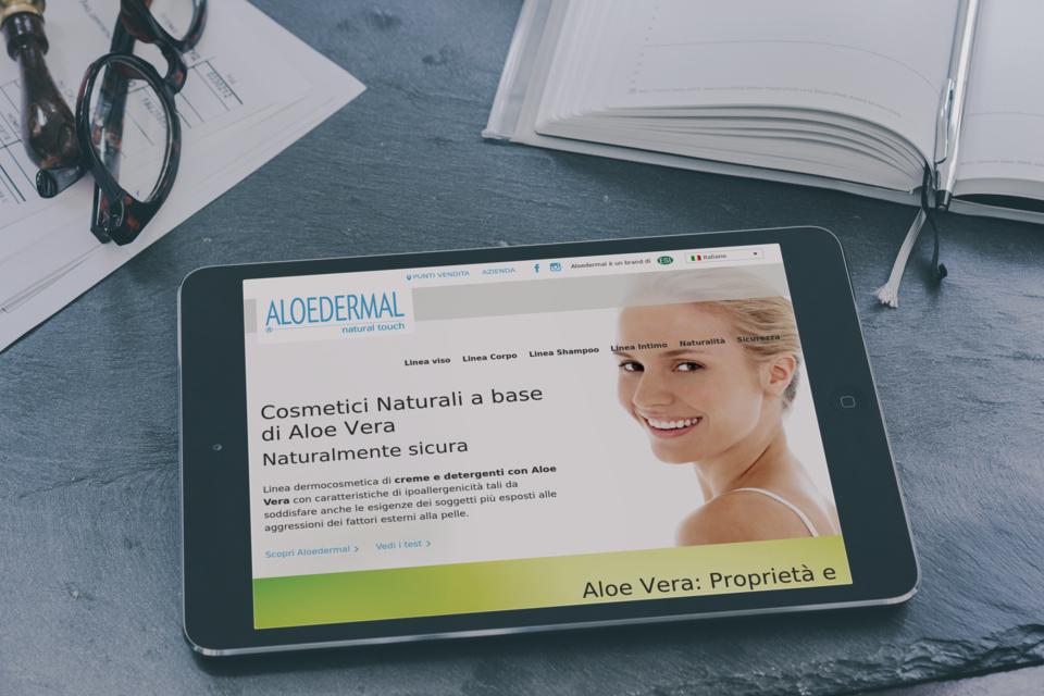 Aloedremal - La linea dermocosmetica a base di aloe vera attiva e sicura